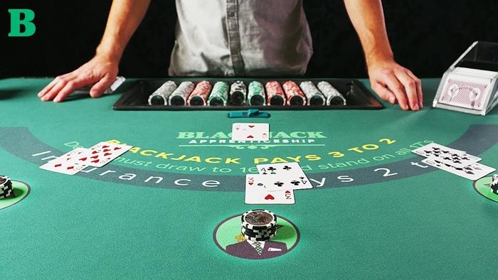 ทำความรู้จัก แบล็คแจ็คออนไลน์ Blackjack