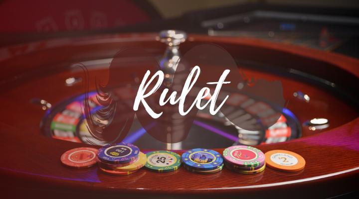รูเล็ตต์ออนไลน์ (Rulet)