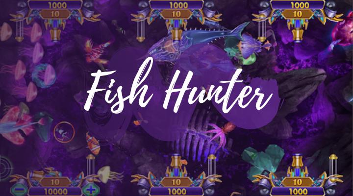 เกมยิงปลาออนไลน์ (Fish Hunter)