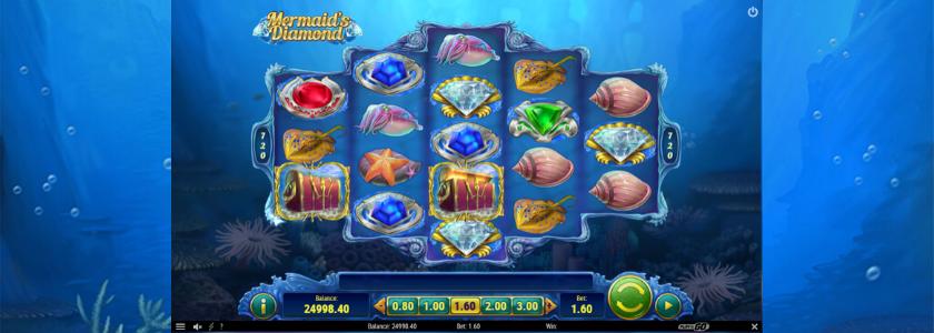 Mermaids Diamonds - play