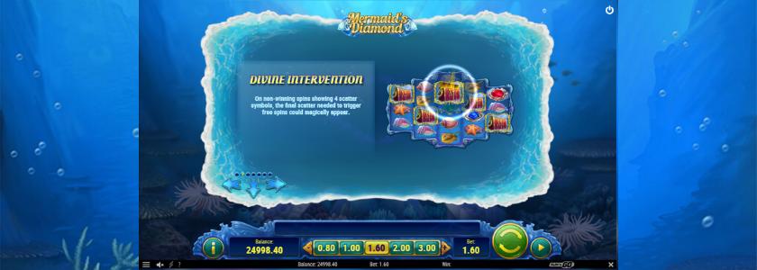 Mermaids Diamonds - feature