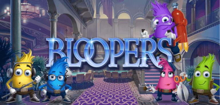 Bloopers Movie Star