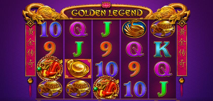 Golden Legend - play