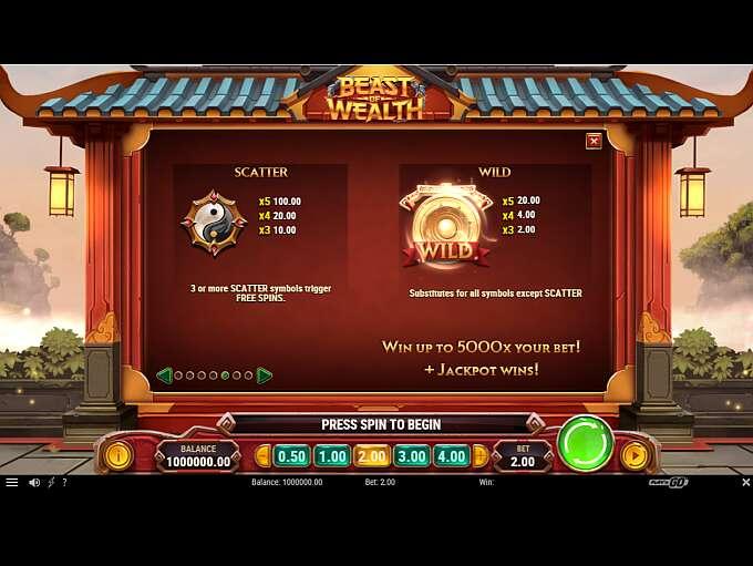 Beast Of Wealth มังกรแห่งความมั่งคั่ง
