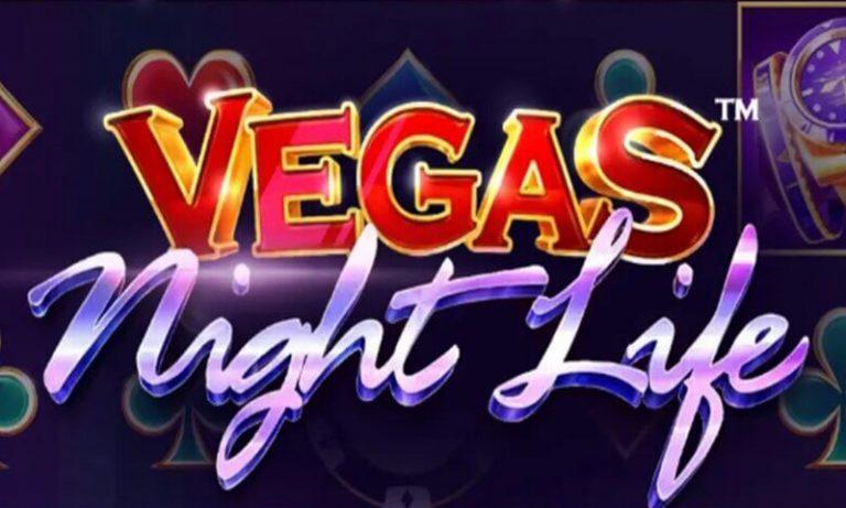 เกมสล็อต Vegas Night Life
