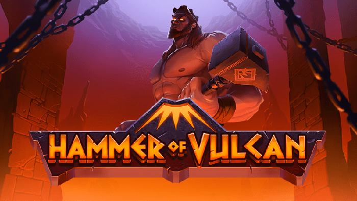 ทุบให้โลกสะเทือน กับเกมสล็อต  Hammer Of Vulcan
